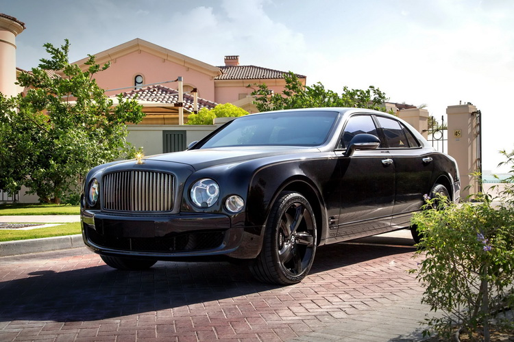 Bentley Mulsanne Limited Edition