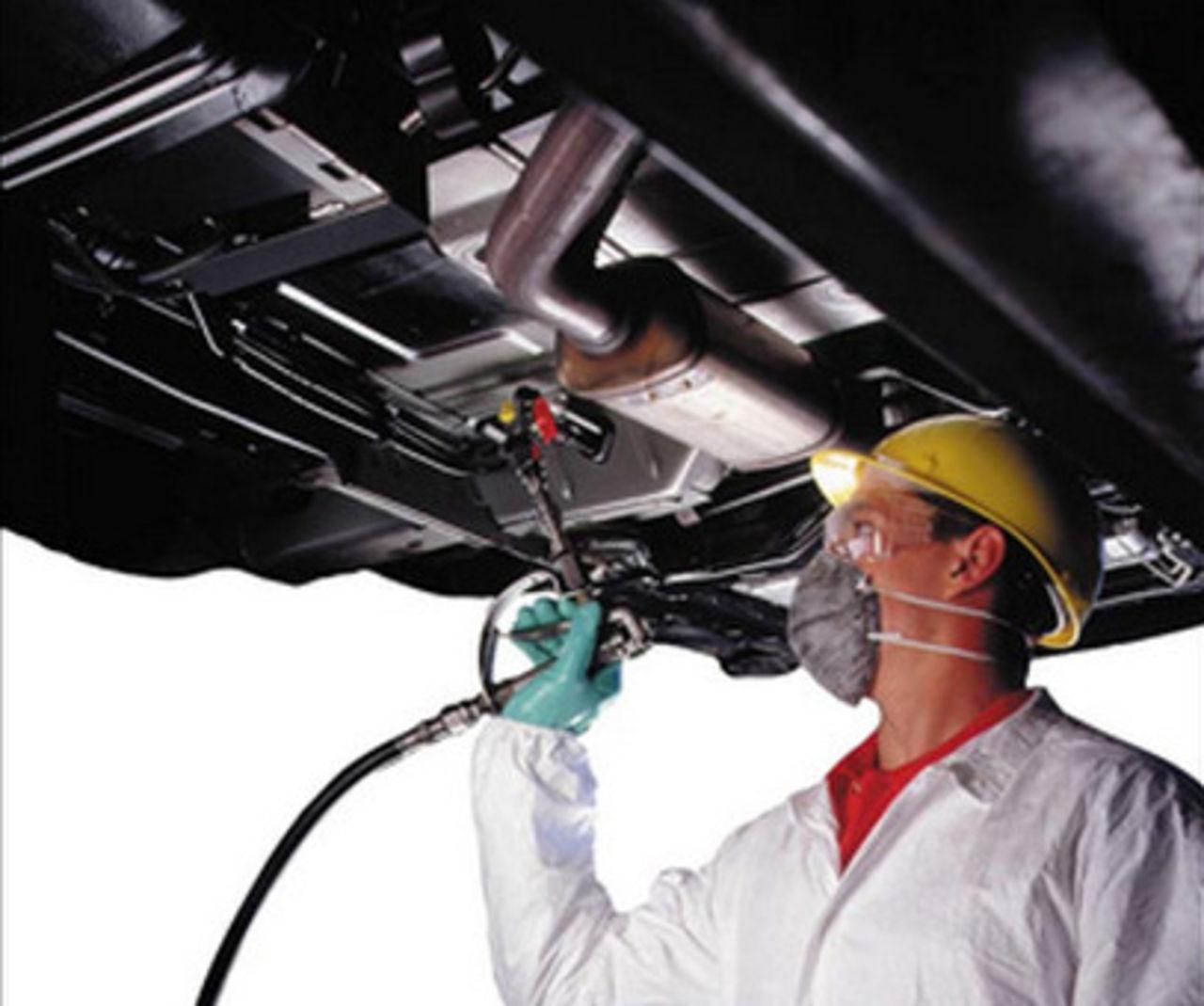 Обработка автомобиля антикором - как защитить авто от коррозии