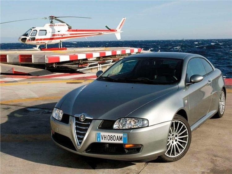 Обзор Alfa Romeo GT