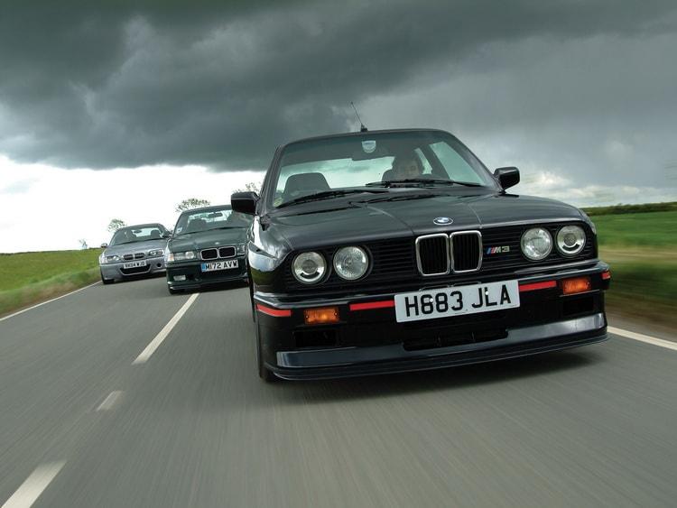BMW 3er F3x E90 E46 E36 E30 E21 обзор моделей третьей серии характеристики цена отзывы фото и видео