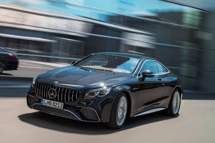 Mercedes-Benz S63 AMG Coupe и Mercedes-Benz S63 AMG Cabriolet