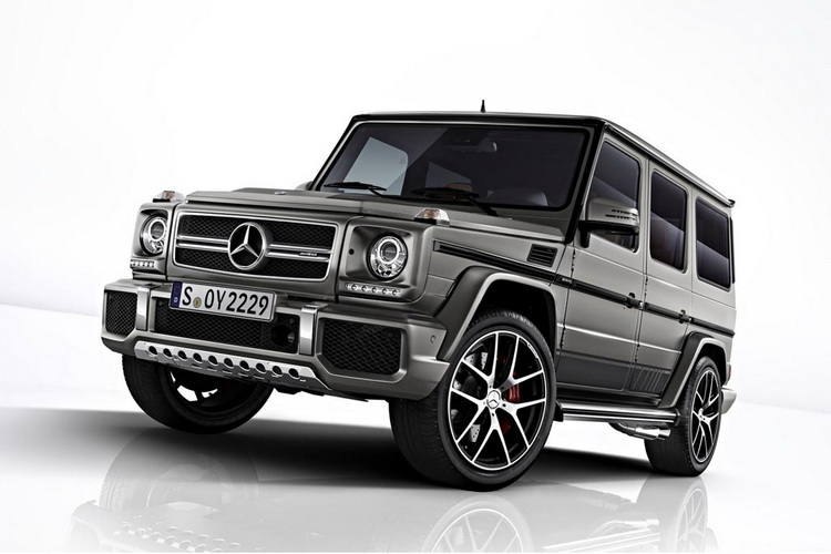 Mercedes-AMG G63 и G65 Exclusive Editions