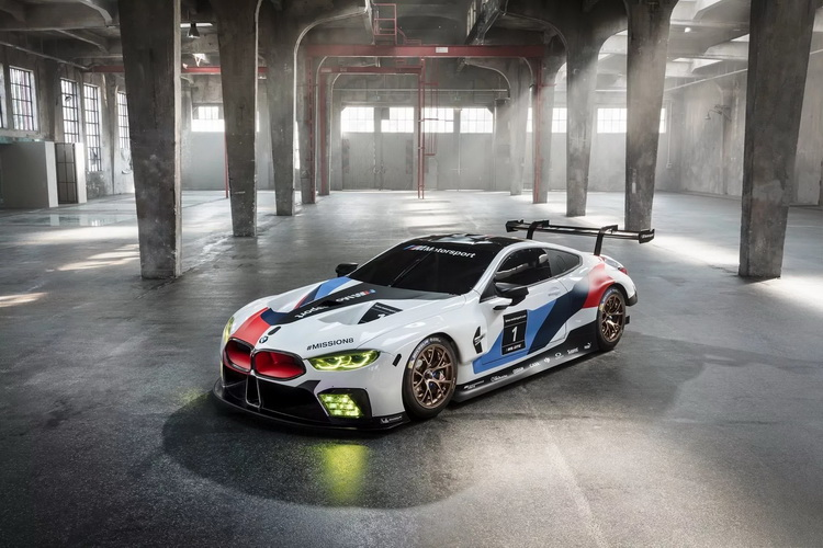 BMW M8 GTE