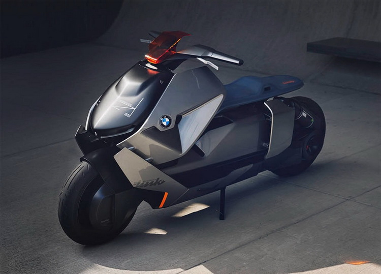 BMW Concept Link Scooter