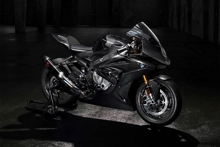 BMW HP4 Race Concept Bike