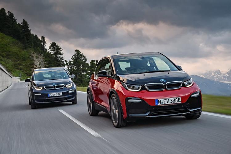 BMW i3 и BMW i3s
