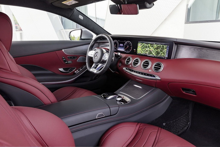 Mercedes-Benz S-Class Coupe и Mercedes-Benz S-Class Cabriolet
