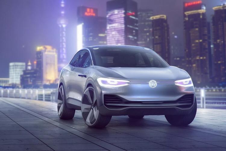 Volkswagen I. D. Crozz