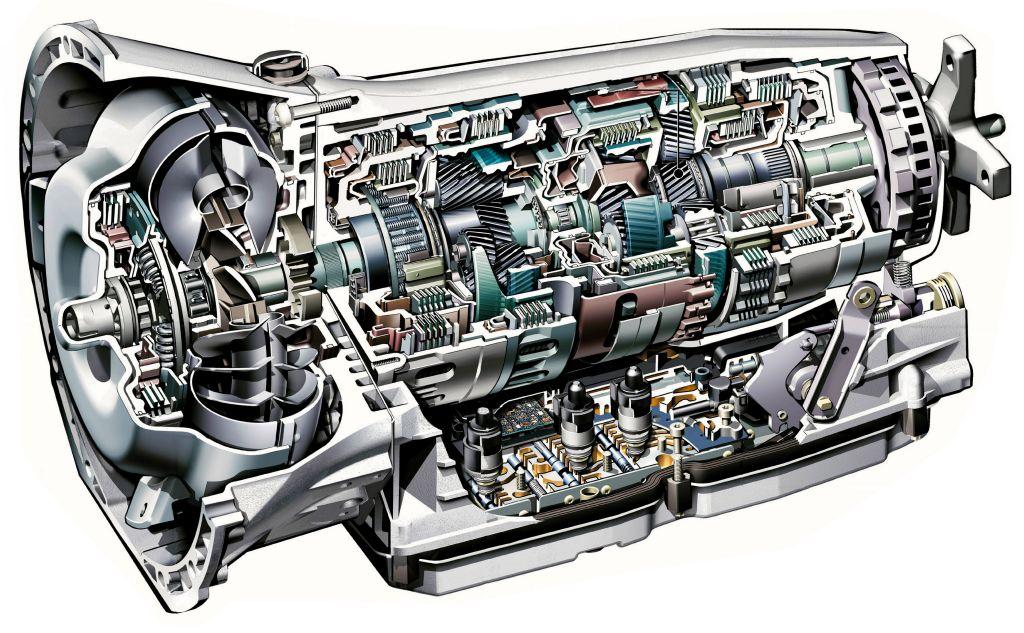 Виды автоматических коробок передач: тип АКПП и их отличие
