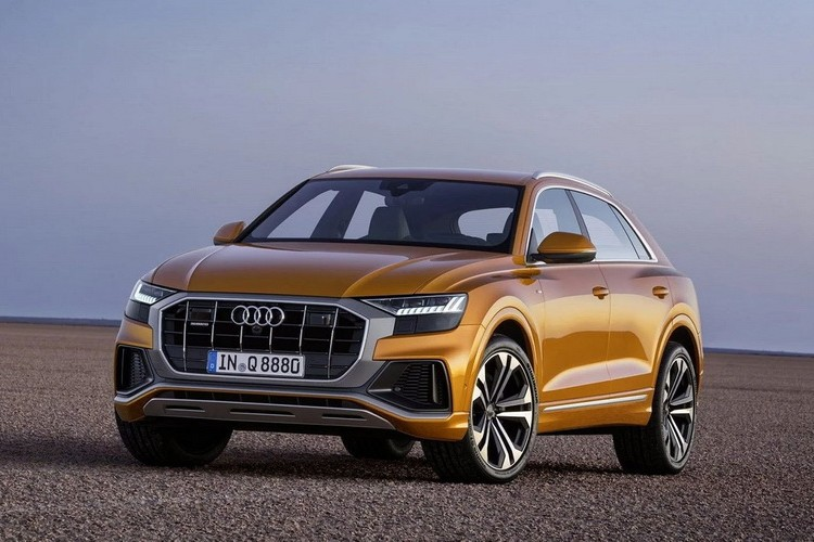 Audi представит Q8 2018 в новом формате