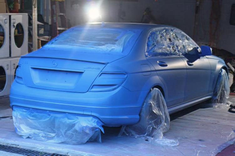 Жидкая резина для авто - как средство для защиты кузова