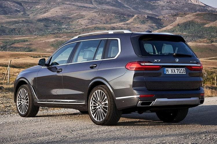 1cbbbefd6a04f В качестве платформы для BMW X7 G07 взяли модельную тележку CLAR,  предусматривающую независимую подвеску с обеих сторон. На всех  комплектациях автомобиля ...