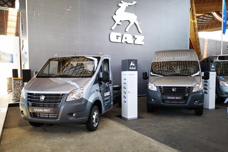 ГАЗель Next с автоматом и дизелем Volkswagen
