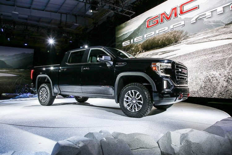GMC Sierra AT4