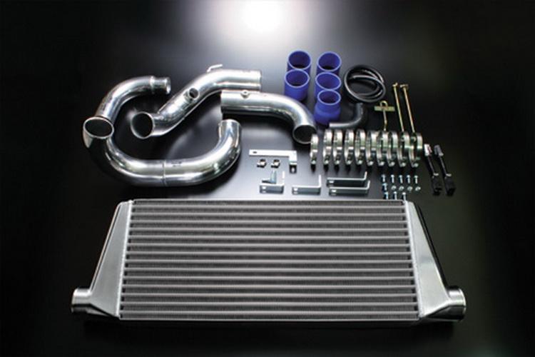 4 3 - Схема турбонаддува дизельного двигателя с интеркулером