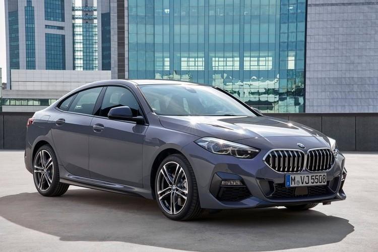 BMW Gran Coupe 2-Series 2020: фото цена и характеристики нового спорт-седана