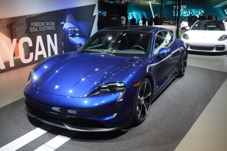 Los Angeles Auto Show 2019— фото и обзор новых автомобилей