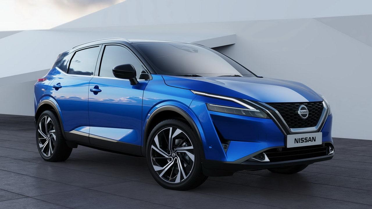 Nissan Qashqai 2022— новое поколение кроссовера с гибридной установкой e-Power