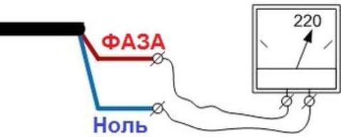 Перевод силы тока в мощность (амперы в ватты)