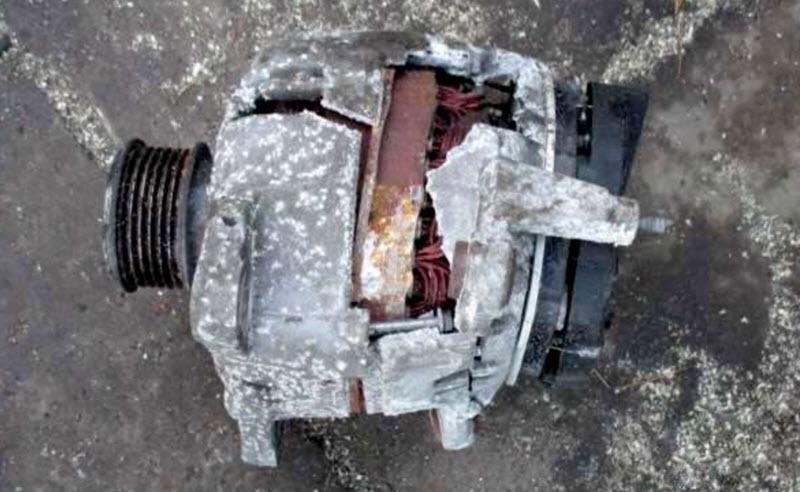 7 неисправностей генератора в автомобиле