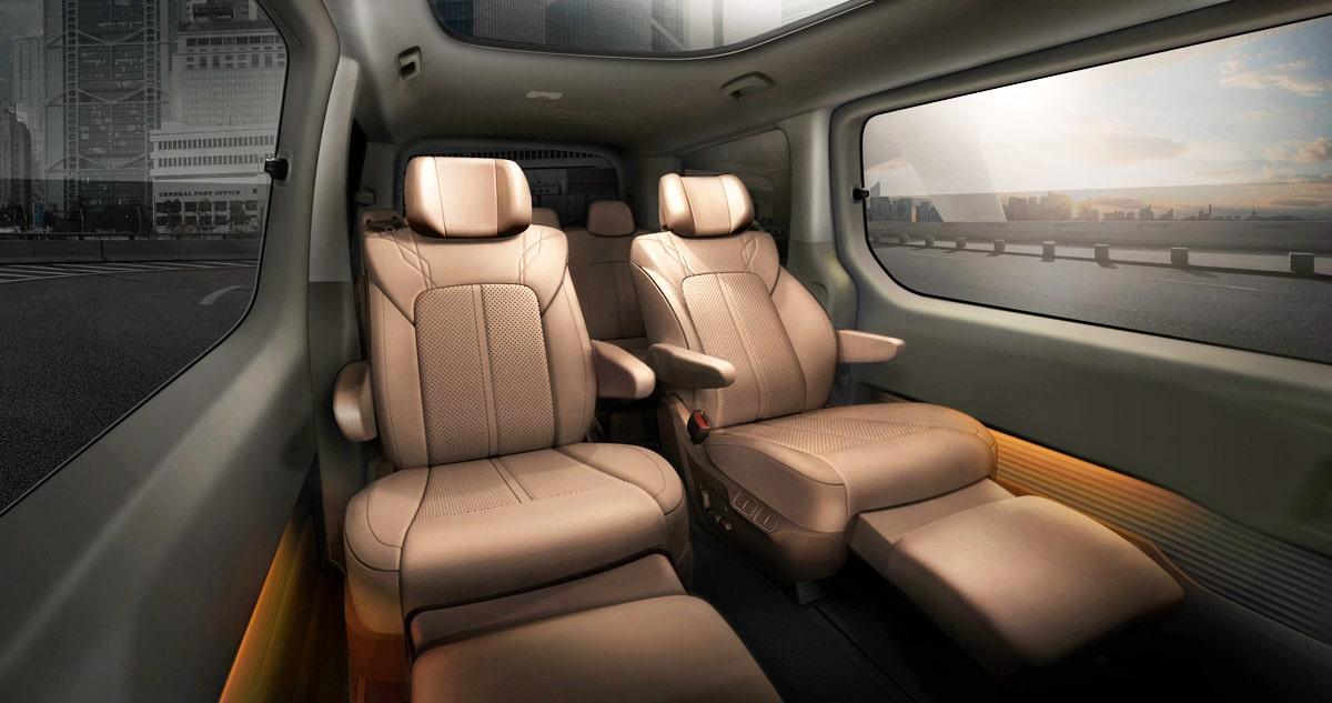 Hyundai Staria 2022— новый микроавтобус на 11 посадочных мест