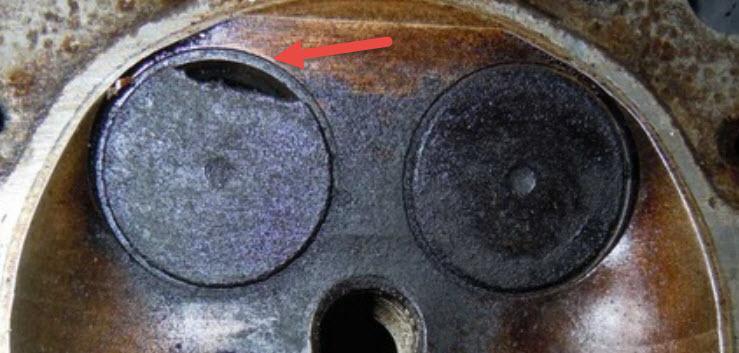 Как понять, что прогорел клапан: причины, признаки и последствия