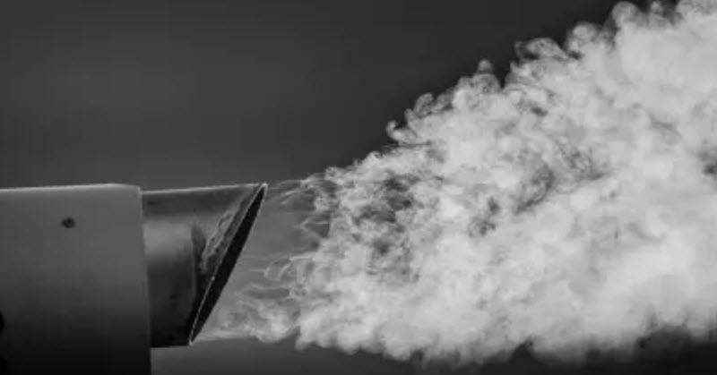 Почему дизель дымит белым дымом из выхлопной трубы