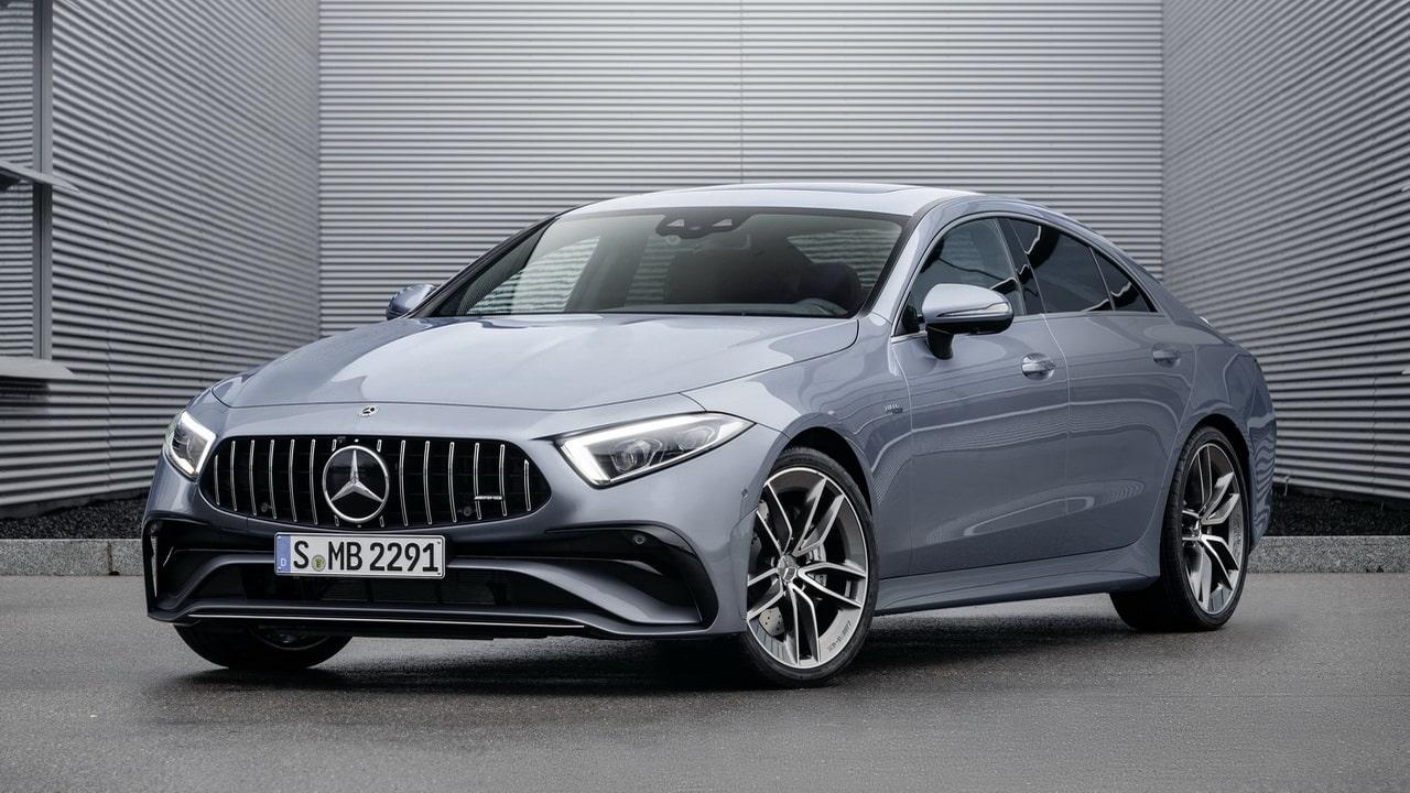 Рестайлинг Mercedes-Benz CLS 2022— новый дизайн кузова, интерьер и техника