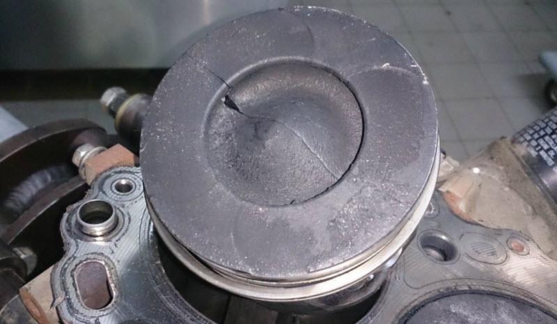 Почему сапунит дизельный двигатель и что делать
