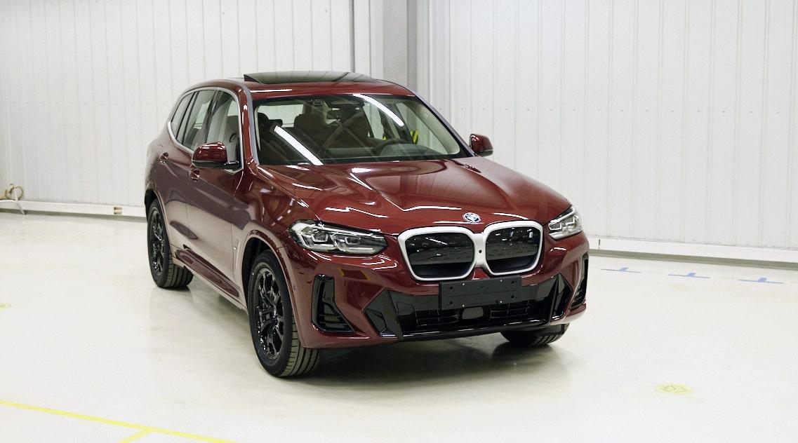 BMW X3 2022— обновленный внедорожник за 4 млн рублей