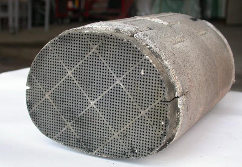 Как удалить сажевый фильтр и каковы последствия для автомобиля