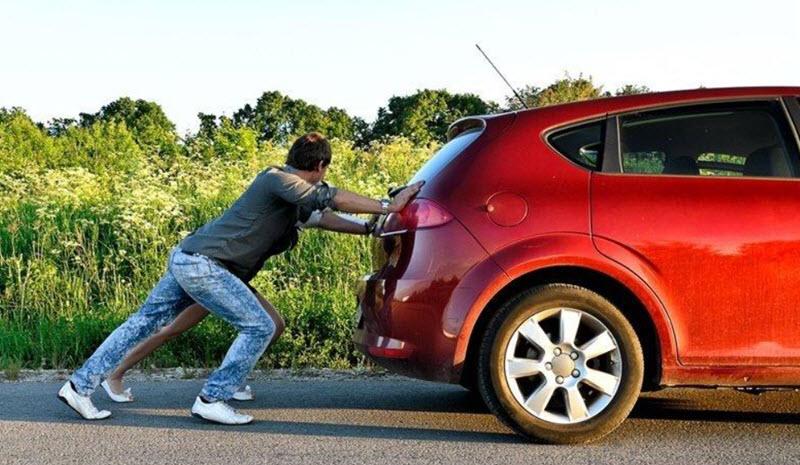Что делать если в жару машина не тянет, дергается и глохнет