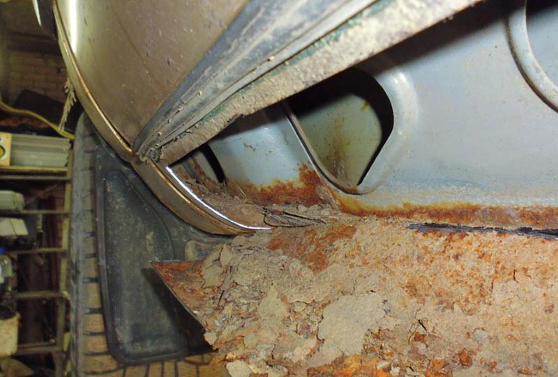 Как и чем обработать пороги автомобиля, защита от коррозии