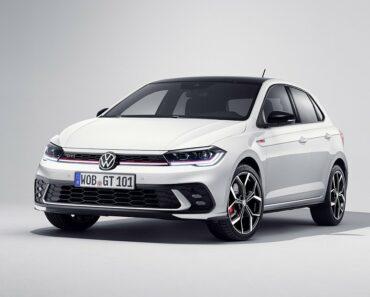 Новый Поло от VW