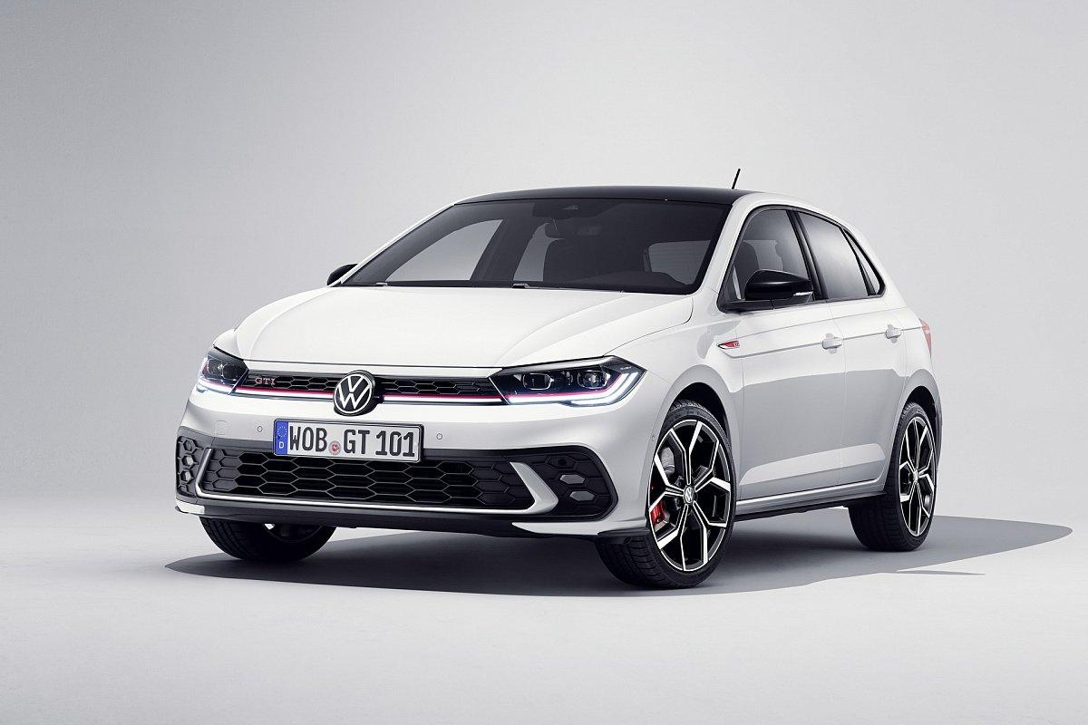 Новый Volkswagen Polo GTI 2022— спортивный хэтчбек после рестайлинга