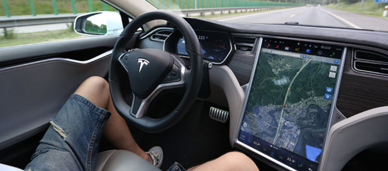 Автопилот в современных автомобилях: виды, принцип работы и проблемы внедрения