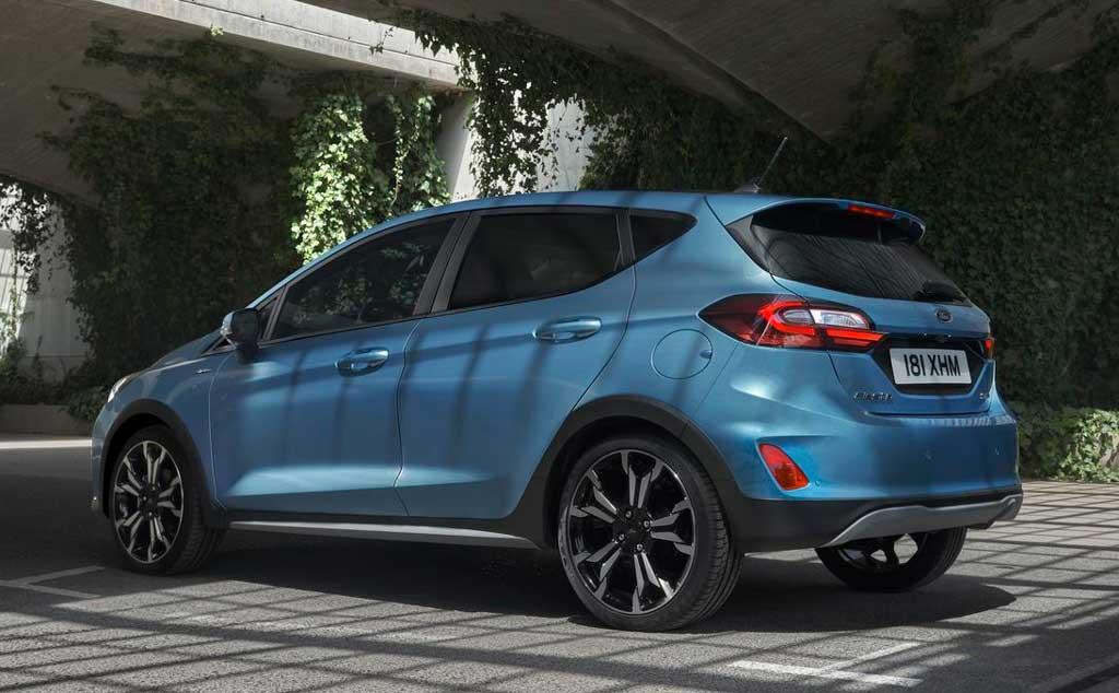 Ford Fiesta 2022— обновленные версии популярного хэтчбека для Европейского рынка