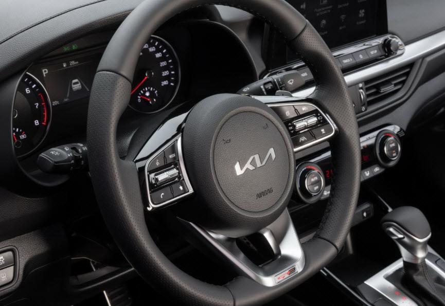 Kia Cerato 2021— рестайлинговая версия седана для России