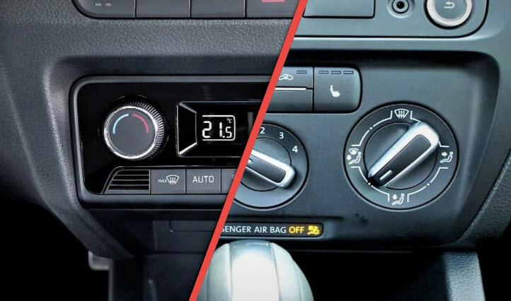 Как работает климат-контроль в автомобиле и чем отличается от кондиционера